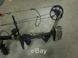 Mathews Mission Hype Compound Camo Hunting Bow