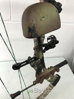 Mathews Mission Venture 70 RH 27 Archery Hunting Bow
