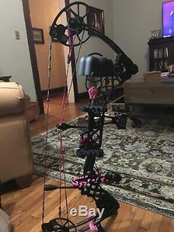Mathews Monster Chill SDX Bow Package, Fully Loaded, Ready to hunt RH