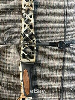 Mathews No Cam HTR 50-60 lbs. 27.5in. Right Hand Compound Bow Hunting Archery