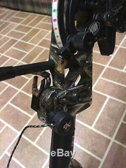 Mathews No Cam HTR RH Ready to Hunt Package Lost Camo. Nice