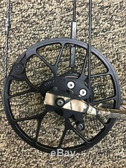 Mathews No Cam HTR right handed ready to hunt bow package 29 draw 60-70 lbs