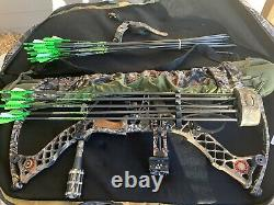Mathews Solocam Z7 Extreme Compound Hunting Bow Target Bow Archery