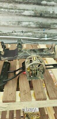 Mathews Switchback XT LH Bow 70 lb 29 draw fully loaded ready to hunt