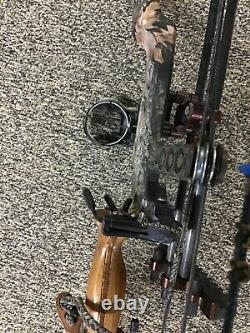 Mathews Switchback XT Right hand Bow Package 2