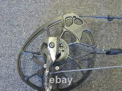 Mathews Triax Right-Hand 60# to 70# Compound Hunting Bow 25½ to 30½ + QAD HDX