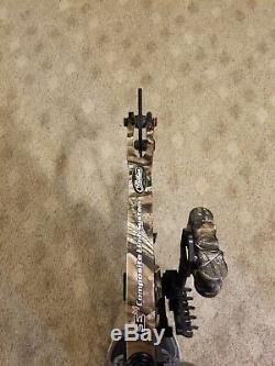 Mathews Z7 Bow LH 29 70 lb left hand loaded ready to hunt