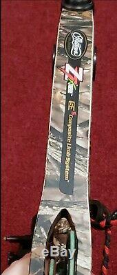 Mathews Z7 Extreme Hunting Bow Customized Loaded! Competition Or Woods Ready