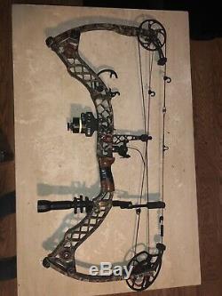 Mathews Z7 compound bow Ready To Hunt