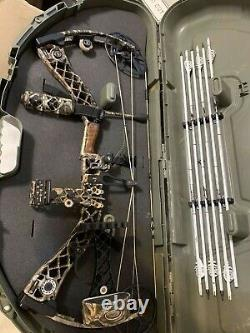 Mathews creed, mathews bows, mathews, archery, bow hunting
