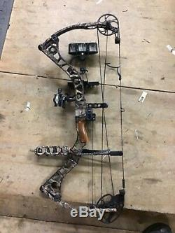 Mathews reezen 6.5 Right Handed 29 60-70 lbs ready to hunt Package 2