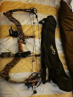 Matthew Z7 29 inch 70 lbs ready to hunt