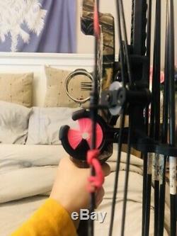 Matthews jewel compound hunting bow