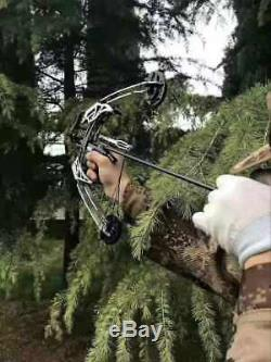 Mini Battleship Compound Bow and Arrow Hunting Bow and Recurve Bow Hunting40-80L