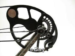Mission By Mathews Menace Left-Handed Compound Hunting Bow