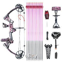 Muddygirl Color Women&girls Archery 19-30 Compound Bow Limbs Hunting 10-50lbs