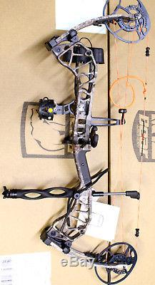 NEW 2019 Bear Archery Divergent 28 ATA HUNTING Bow 70# RH RTH HUNTING PACKAGE