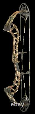 NEW 2021 Pse Expedite NXT RH 70lb First Lite Fusion Camo Hunting Bow