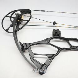 NEW Bowtech BT-X 31 RH 31 A-A Archery Compound Bow 70# DW 27-31 DL Black Hunt
