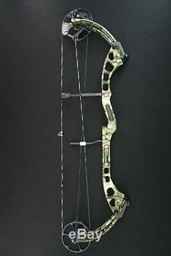 NEW PSE Archery Bow Madness RTS RH 32 60# 25-30 Draw Mossy Oak Camo Hunting