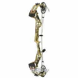 NEW PSE Xpedite Hunting Compound Bow Right Hand Kryptek Highlander 70LB