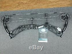 NEW for 2020 Elite Kure 23 to 30 LH 50# to 60# Archery Compound Hunting Bow