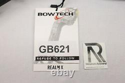 NIB BOWTECH REALM X Compound Archery Hunting Bow DL 29 Right Hand 60# AA 33 1/4