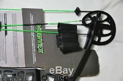 N E W Barnett X-2 Green Machine Compound Bow 45lbs