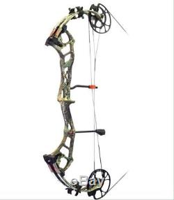 New 2017 PSE Brute Force LITE Bow KRYPTEK CAMO 70# RH Hunting Bow FREE SHIPPING