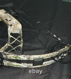 New 2020 Xpedition Xscape Compound Bow 25-30 RH 60-70# Realtree Excape Hunting
