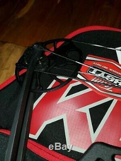 New HOYT Klash Compound Bow 15-70# 18-29 RTK Sight Stabilizer Case Archery Hunt