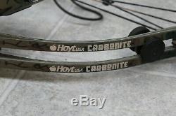 Nice Hoyt Carbonite Split Limb Compound Hunting Bow