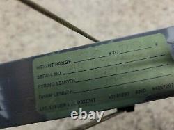 Oneida Eagle Aero-Force Compound Bow RH Medium 50-70# Bowfishing / Hunting