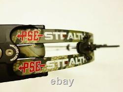 PSE Archery Carbon Air Stealth Mach 1 Kuiu Verde 2.0 RH 70# 25 30.5