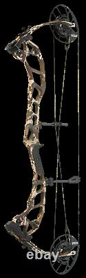 PSE Archery EVO NXT 31 25 30.5 RH 60# 70# First Lite Fusion NEW