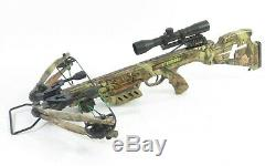 PSE Archery Fang Compound Hunting Crossbow Ambidextrous, 155 lbs. 345 FPS