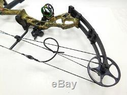 PSE Archery Stinger Extreme RTS Compound Bow RH withHard Case