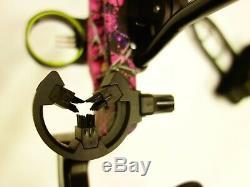 PSE Archery Uprising 14- 30 RH 12# 70# Muddy Girl NEW