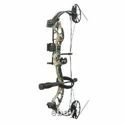 PSE Archery Uprising WithAccessories 14- 30 RH 12# 70# Mossy Oak Country NEW