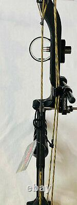 PSE Brute NXT 2021 Bow Black 70# RH Hunting Bow Package New Ships Free Today