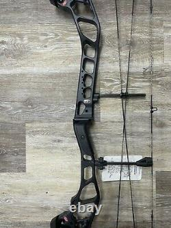 PSE EVO NXT 31 Compound Hunting Bow 26.5 to 30.5 RH 60# to 70# Black
