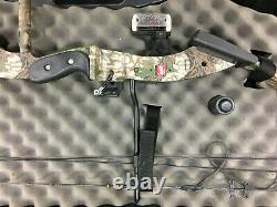 PSE Nova Hunting Compund Bow & Arrow Set with Plato Case & Others Accessories