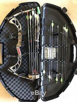 PSE Stinger 3G HP Compound Hunting Bow Barely Used