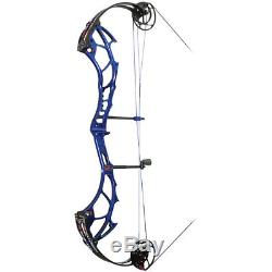 PSE Supra Compound Bow EXT DM Right Hand Blue 29 50lbs Bow Hunting Archery