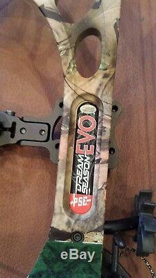 PSE hunting bow new