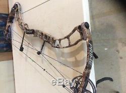Prime Hunting bow RH, 60-70 lb 28.5 DL