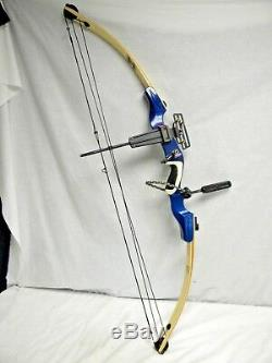 Pro Line Tornado II Target Hunting Compound Archery Bow Right Hand Loaded Wow
