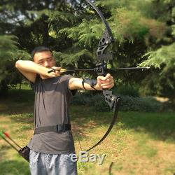 Professional Recurve Bow Archery Hunting 30-45 lbs Draw Weight Powerful Hunting