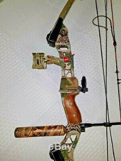 Pse Thunderbolt Compound Hunting Bow Right Hand 70lbs 28-29