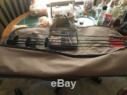 Pse compound hunting bow